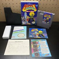 Muppet Adventure(Nintendo Entertainment System, 1990)-Tested-Authentic-Complete!