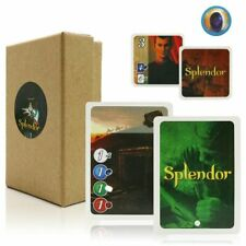 Splendor Board Game Full English Version Home Party Adult Financing Cards Game