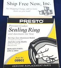 09901 - Presto Pressure Cooker Gasket Sealing Ring
