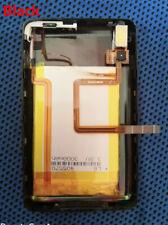 Black 3000mAh Battery+ Black Back Cover Upgrade kits for iPod Classic & Video
