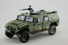 1:18 China HUMMER DongFeng MENGSHI armoured vehicle DIE CAST MODEL
