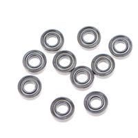 10x MR115ZZ Miniature Metal Shielded Rubber Sealed Bearing Model 5 x 11 x 4mm QP