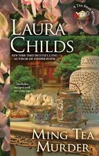 Ming Tea Murder (Tea Shop Mysteries) by Childs, Laura in Used - Like New