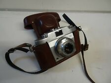 Agfa Silette Pronto Color Apotar 1:28.5/45 & Case - MADE IN GERMANY