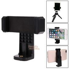 "1/4"" Screw Head Phone Monopod Tripod Stand Mount Holder Adapter for Mobile Phone"