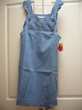 BRAND NEW FRANCHE LIPPEE DENIM STYLE DRESS FROM JAPAN