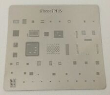 für iPhone 7 Plus BGA Mobile IC Reballing Schablone Stencil  for iPhone 7 Plus