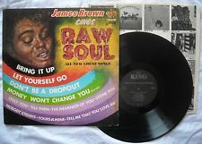JAMES BROWN - RAW SOUL All new great songs - 1° Stampa USA - ANNO 1967