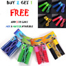 Jump Rope Counter Adjustable For Kids Exercise Bearing Speed Skipping Fitness US