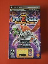 Invizimals Shadow Zone Bundle W/Camera - Jeu Sous Blister / Game Sealed - PSP