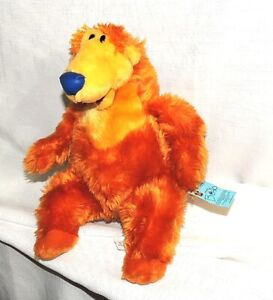 """NEW W/ TAG~BEAR IN THE BIG BLUE HOUSE  PLUSH DOLL   12"""" FROM NANCO"""