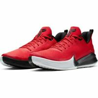 Nike Kobe Mamba Focus Basketball Sneaker University Red/Black Bred