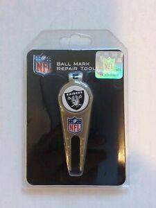 NFL - Raiders Ball Mark / Divot Repair Tool (NEW)