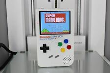 Custom Gameboy Advance Pigrrl Rasberry pi 3 RetroPie 6000mah battery NES 16GB