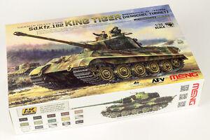 Meng Model - 1/35 King Tiger ''Henschel' # TS031
