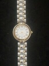 Ladies NEXT Watch Gold and Silver Coloured Link Bracelet Strap