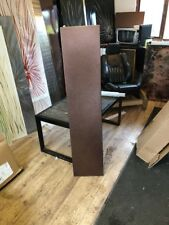 specialized vertical flat panel Radiator Hammered Copper Finish 3/16