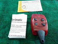 APRIMATIC TQ4 QUARZATO 40.685 Mhz 41904/002 Rolling Code Bicanale MEMORY SYSTEM