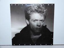 BRYAN ADAMS - RECKLESS (A&M, 395 013-1) LP VINYL 1984 GERMANY