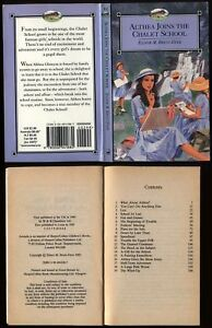 1993 Rare Lions/Armada Edition ALTHEA JOINS THE CHALET SCHOOL-Elinor Brent Dyer