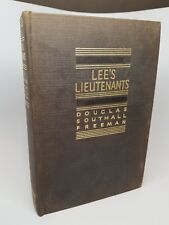Lee's Lieutenants by Douglas Southall Freeman (1942-1944) Volume III