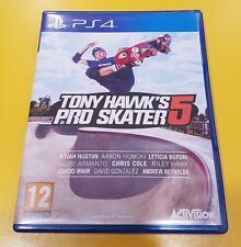 Tony Hawk's Pro Skater 5 GIOCO PS4 VERSIONE ITALIANA