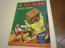 ALBO D'ORO  PECOS BILL NUMERO 62, II SERIE ORIGINALE,DEL 26 NOVEMBRE 1953