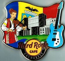 Hard Rock Cafe Bucharest Alternative City Magnet