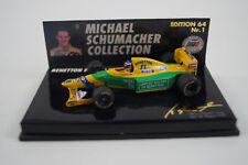 Modellauto 1:64 Michael Schumacher Collection Edition 64 Nr. 1