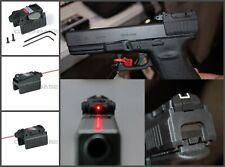 Tactical Red Glock Laser Sight Aiming Fit Airsoft 17 19 22 23 25 26 27 28 31 32