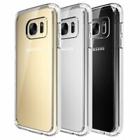 Crystal Clear Case for Samsung Galaxy S7 Slim and Soft NEW