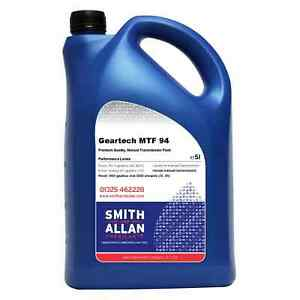 MTF 94 Manual Transmission Fluid Gearbox Oil for Rover Landrover Mini Honda 5L