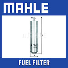 MAHLE Fuel Filter - KL736/1D (KL 736/1D) - Genuine Part