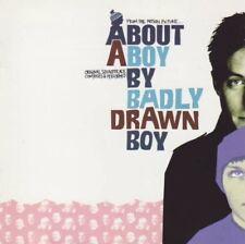 Soundtrack - About a boy by Badly Drawn Boy - CD -