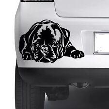 CUTE PUG DOG MOPS Vinyl Decal Sticker Car Wall Bumper Laptop Window Macbook
