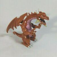 """YU-GI-OH! 8"""" Thousand Dragon Figure Lights & Sounds Work! Vintage 1996 Takahashi"""