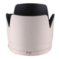 Replacement Lens Hood ET-87 For Canon 70-200mm f/2.8L IS II USM White ET87