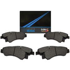 2008 2009 2010 Fits Nissan Titan Max Performance Metallic Brake Pads F+R