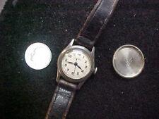 Vintage STERLING SILVER  CORTEBERT Mechanical (Hand-winding) Watch