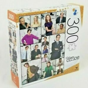 The Office TV Series Jigsaw Puzzle 300 pieces