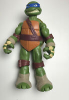 "Michelangelo tall large action figure 10"" tmnt ninja turtles 2012 Viacom"