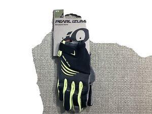 Pearl Izumi woman's Summit Cycling glove Medium $35 Sunny Lime
