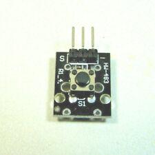 Arduino KY-004 3 Pin Button Key Switch Sensor Module