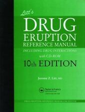 Litt's Drug Eruption Reference Manual including Drug Interactions with-ExLibrary