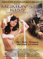 """THE MUMMY'S KISS: 2ND DYNASTY"" Movie Collectors Flier - Signed!"