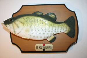 Gemmy Billy Bass 1999 - For Parts
