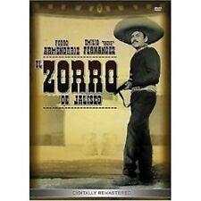 El Zorro De Jalisco (DVD, 2004)