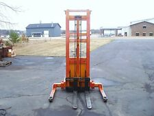 Rol Lift Stacker Industrial Fork Lift