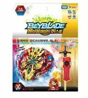 Takara Tomy Kids Toys Beyblade Burst B-48 Starter Xeno Xcalibur.M.I Hobby_AU