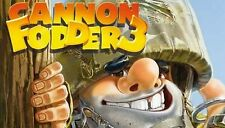 Cannon Fodder 3 Digital PC Download - Fast Dispatch